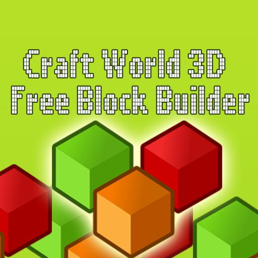 (Craft World 3D - Free Block Builder)