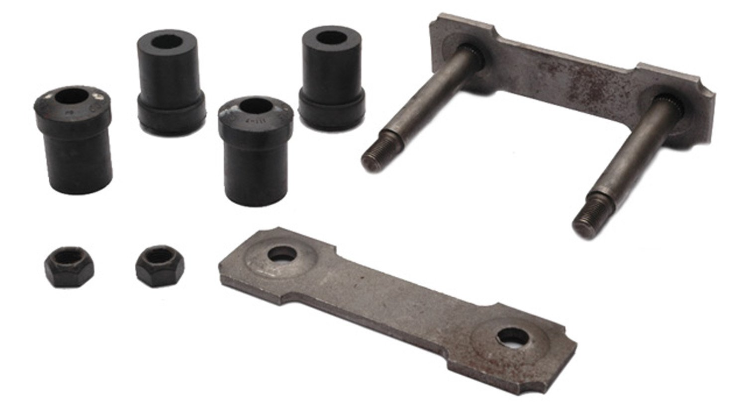 ACDelco 45G13013 Professional Front Leaf Spring Shackle Bushing Assembly