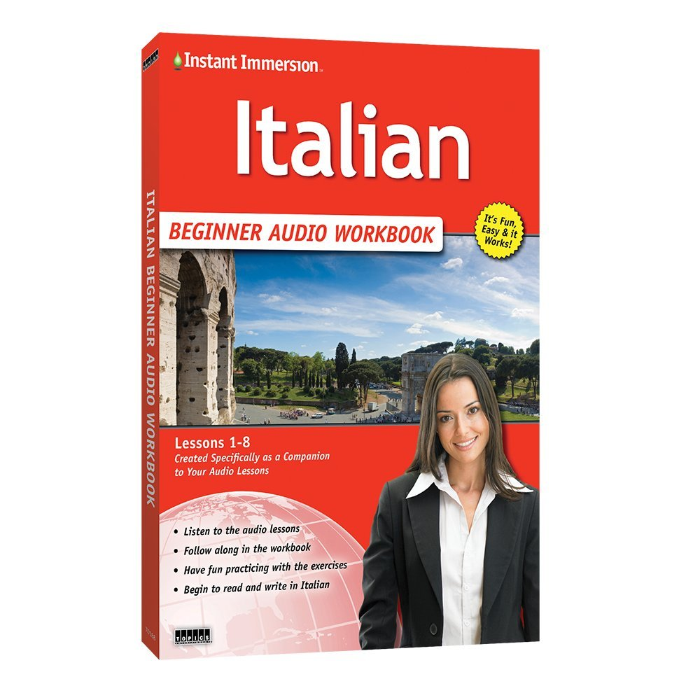 Learn Italian: Beginner Audio Language Course by Instant Immersion ...