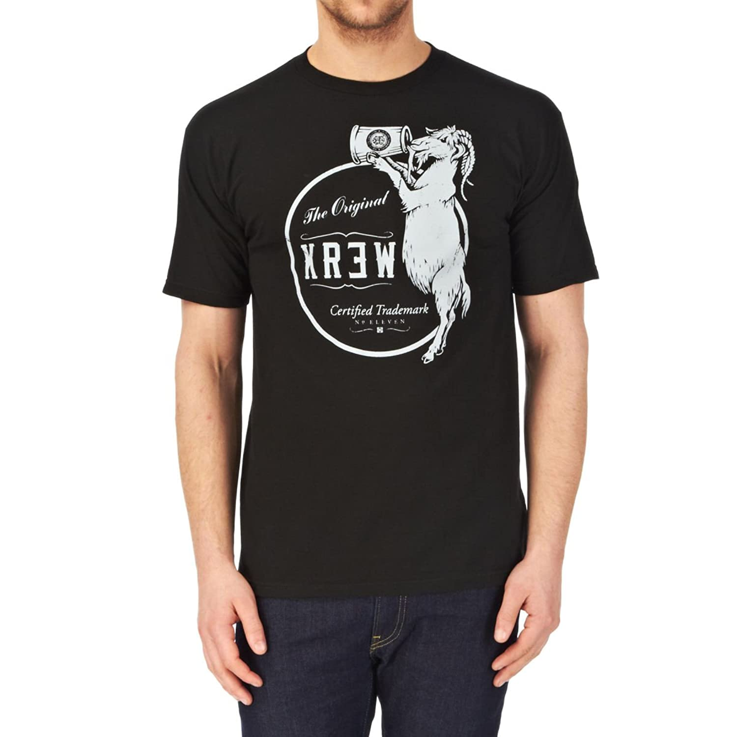 KR3W - Mens Bock T-Shirt