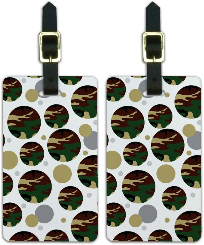 White Graphics /& More Camouflage Camo Army Pattern-Traditional Green Brown