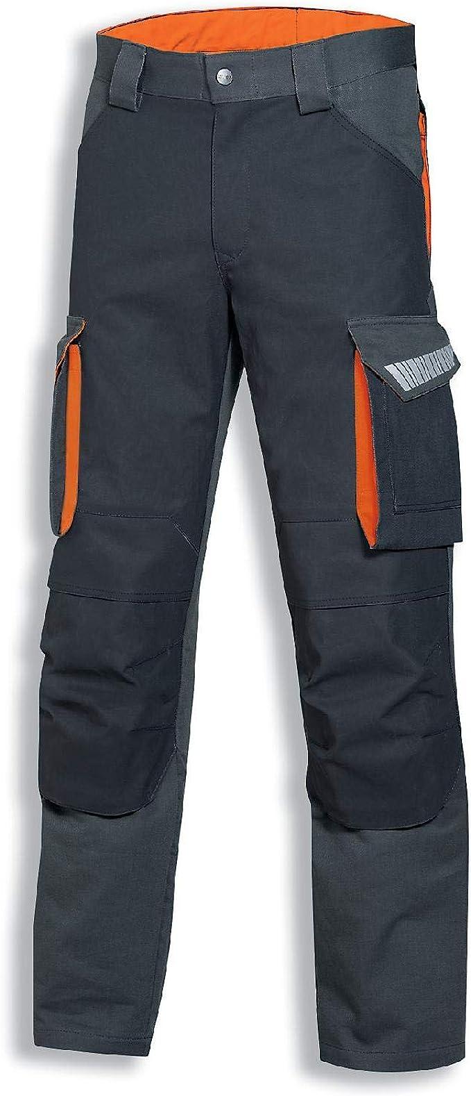 42-110 uvex Extra 8841 Herren Arbeitshose Männer-Cargohose Workwear Gr
