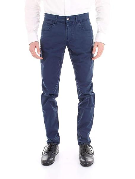new style 2436b 31c81 Fay NTM8238180T Pantaloni Uomo: Amazon.it: Abbigliamento