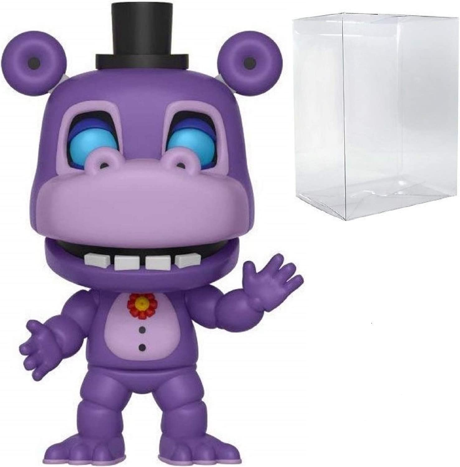 Amazon Com Funko Pop Games Five Nights At Freddy S Pizza Simulator Mr Hippo Vinyl Figure Bundled With Pop Box Protector Case Toys Games A bus stop horror story animated. funko pop games five nights at freddy s pizza simulator mr hippo vinyl figure bundled with pop box protector case