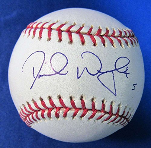 David Wright Signed Auto Autograph Rawlings OML Baseball Wright Hologram S117 by JP's Sports/Rock Solid...