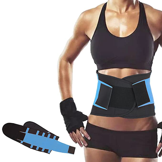 5b2386671f7 ZSZBACE Waist Trimmer Belly Bands for Workout