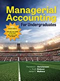 Managerial Accounting for Undergraduates