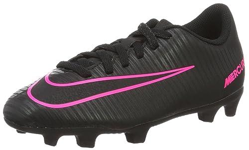 Mercurial Iii De FgBotas Para NiñosNegro Fútbol Nike Vortex 80wvnmN