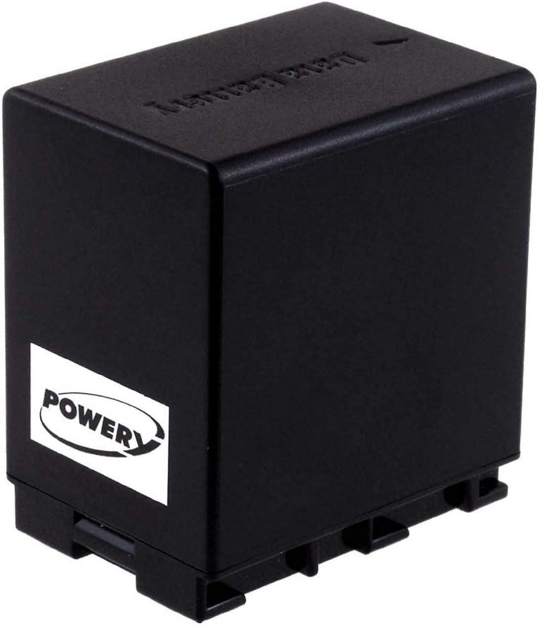 Bater/ía para Videoc/ámara JVC Modelo BN-VG108E 4000mAh