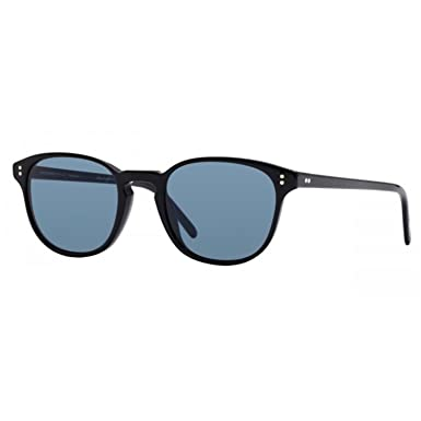 8e93428a89b Amazon.com  Oliver Peoples Sunglasses Fairmont Sun 1005 R8 Black with Grey  Photochromatic Lenses  Clothing