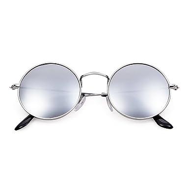 7391e1c232e7c ADEWU rétro lunettes de lecture rondes lunettes de soleil avec cadre en  métal mince pour hommes