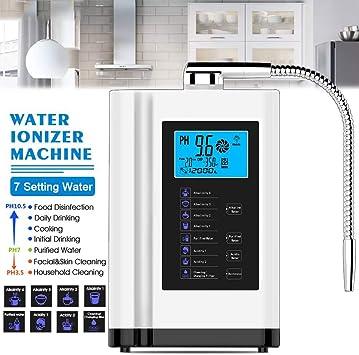HWTP Purificador de Agua - LCD de Control táctil de la máquina de ...