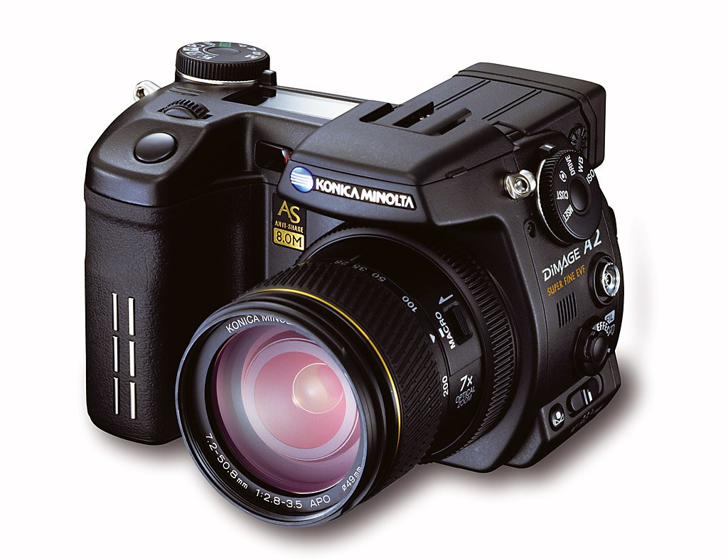 amazon com konica minolta dimage a2 8mp digital camera with 7x rh amazon com minolta dimage a1 service manual