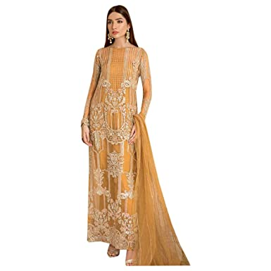 Bollywood Stil Salwar Kameez Kamiz Indische Frauen Manner