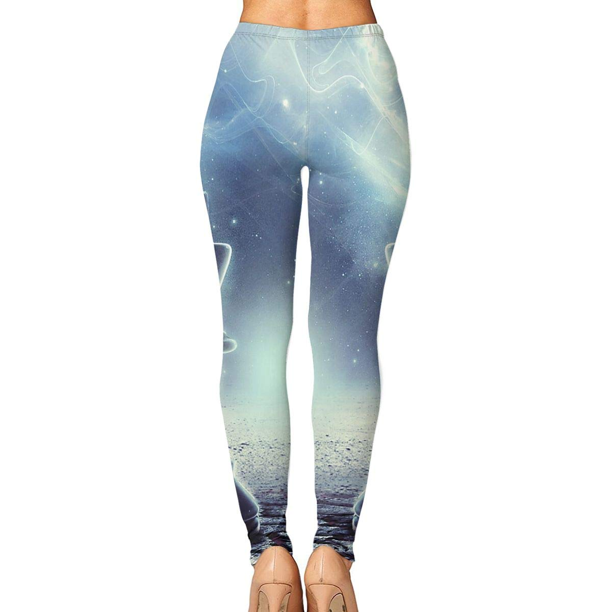 Amazon.com: Cooby Roman Womens Yoga Leggings Pants Chess ...