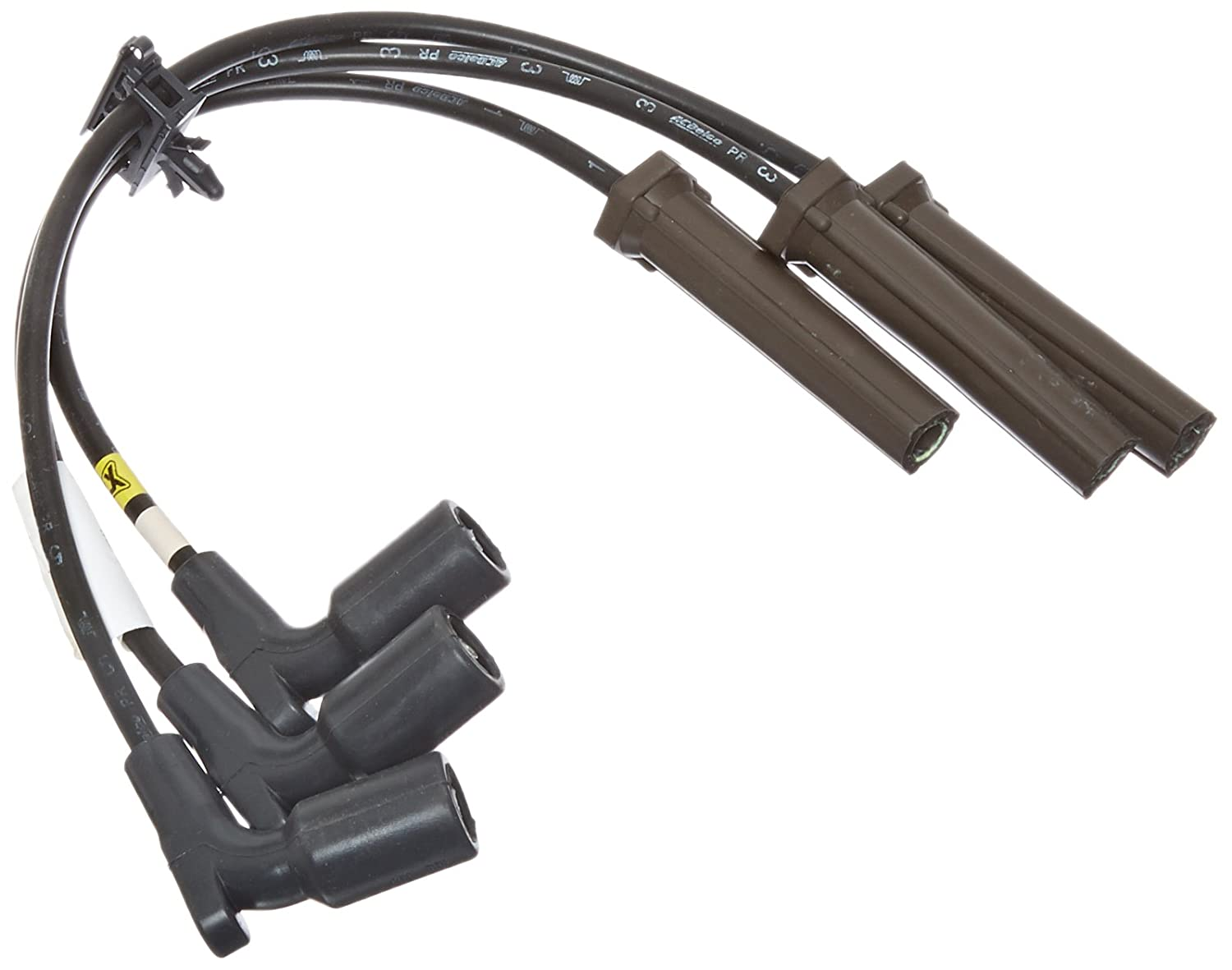 ACDelco 746VV GM Original Equipment Spark Plug Wiring Harness 746VV-ACD
