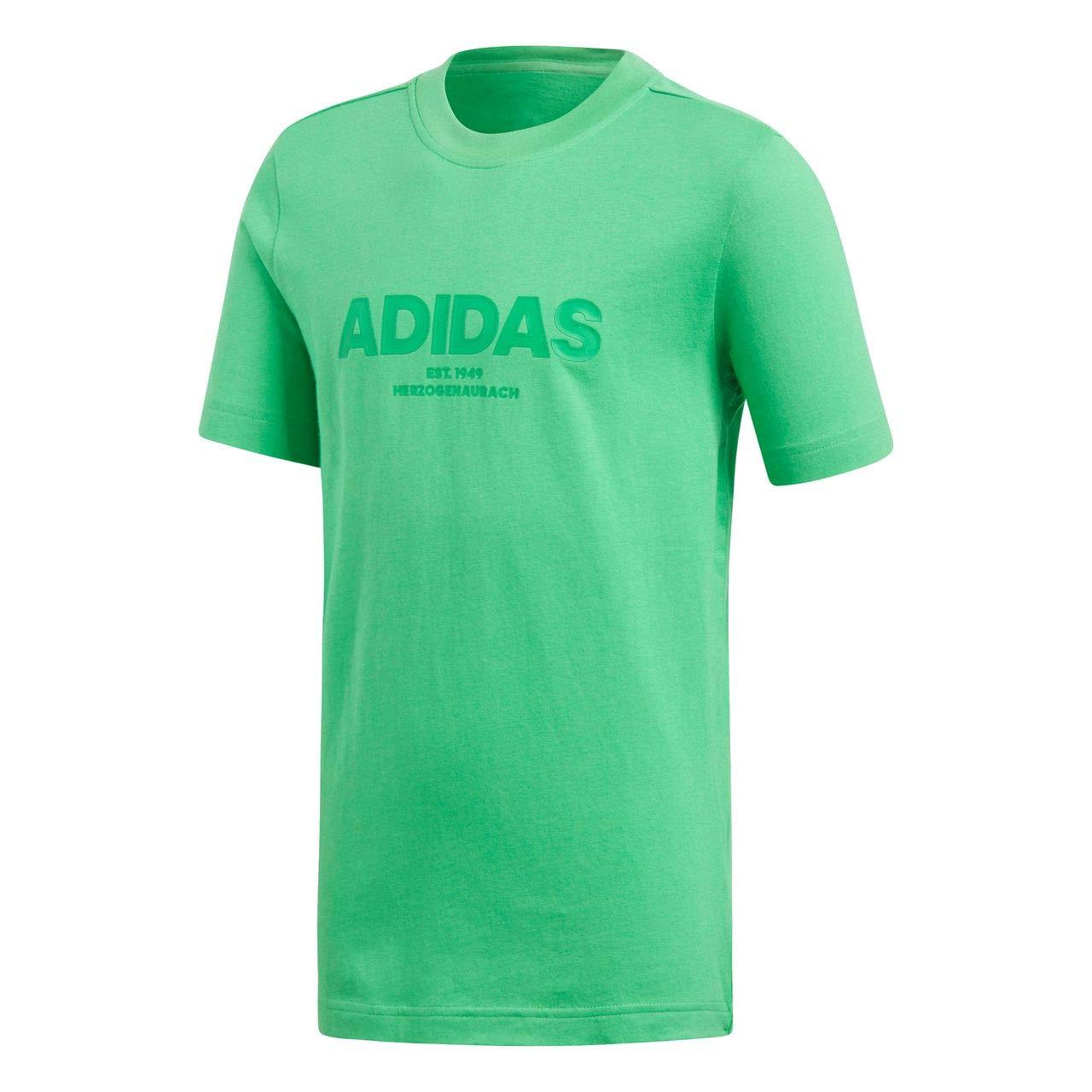 adidas Jungen Allcap Kurzarm T-Shirt