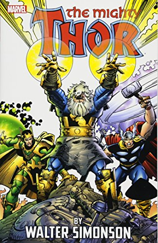 Thor by Walter Simonson Vol. 2 (Mighty Thor by Walter Simonson)
