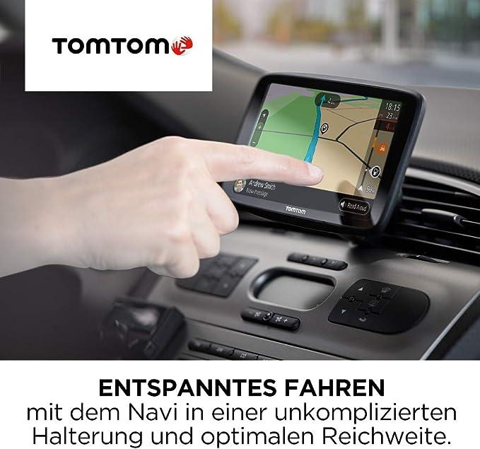 Tomtom Lüftungsschlitzhalterung Für Alle Tomtom Start Via Go Basic Modelle Siehe Kompatibilitätsliste Unten Navigation