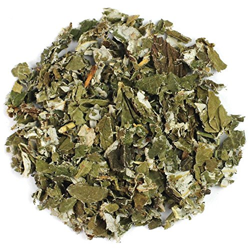 Frontier Co-op Organic Red RaspberryLeaf, Cut & Sifted, 1 Pound Bulk (Red Raspberry Leaf Tea)