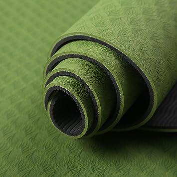 HZJ Verde Natural Eco Salud Y Fitness Confort Caucho óPtimo ...