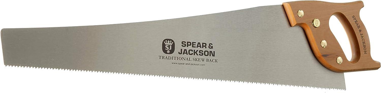 Spear /& Jackson 9515K Scie /à dos arqu/é traditionnelle 61 cm