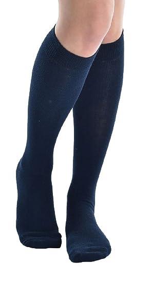 Soho Fashions Alta calidad mujer adultos señoras valor Pack 6 (seis) pares de llanura