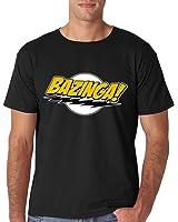 Bazinga! Unisex T-Shirt Cool Theater Of Oneness Shirts
