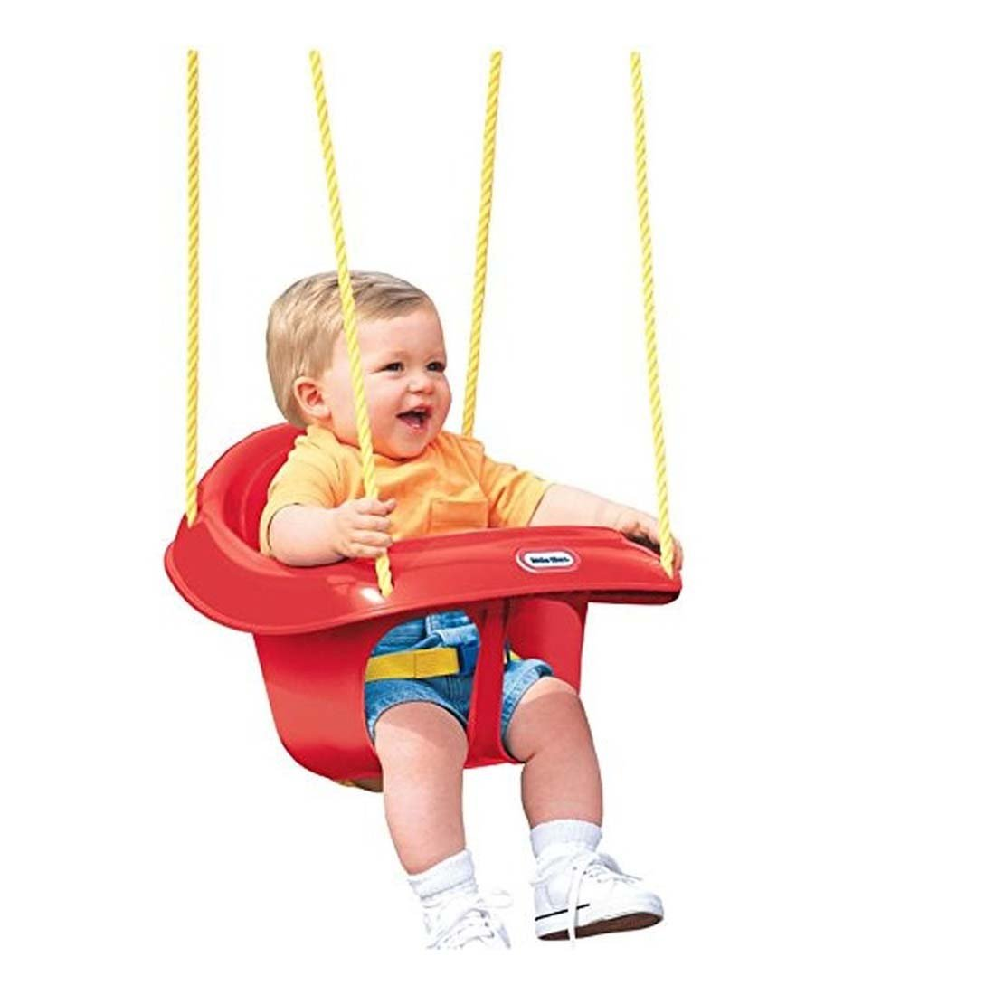 High Back Toddler Swing Frustration Weight limit up to 50lbs