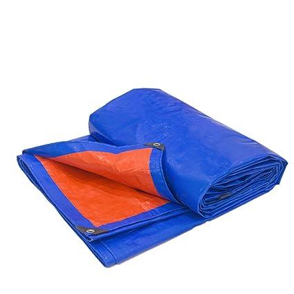 Camisa Engrosada Tela Tejida Lona Encerada Visera de Lluvia plástica Tela impermeabiga Lona Lona Impermeable de