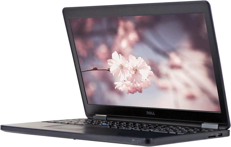 Dell Latitude E5550 15.6' Laptop, Core i5-5300U 2.3GHz, 8GB Ram, 500GB SSD, Windows 10 Pro 64bit (Renewed)
