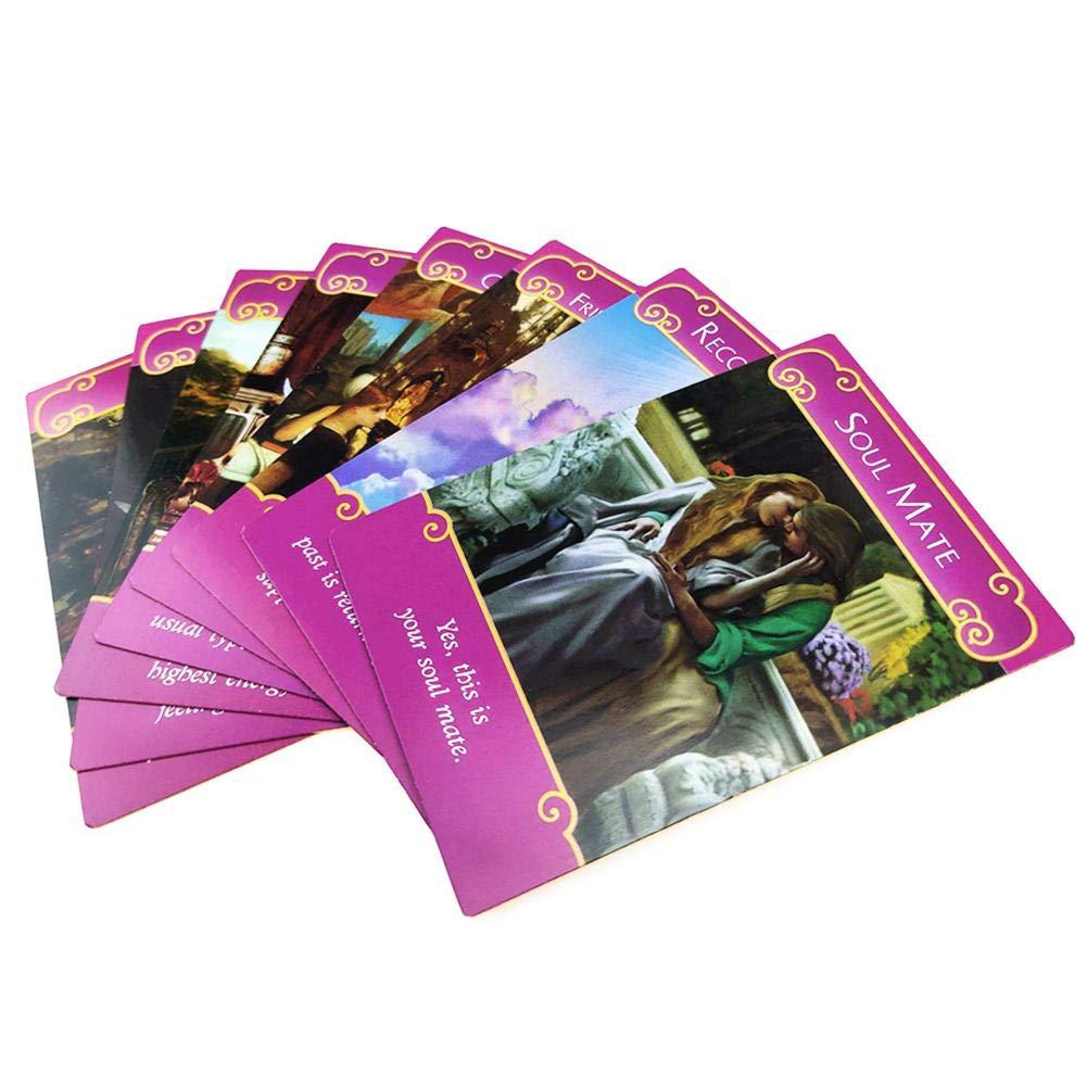Makluce 2020 derni/ères Cartes de la s/érie Dieu Card Angel plaqu/é Or 44 plaqu/é Or de Jouets pour Enfants