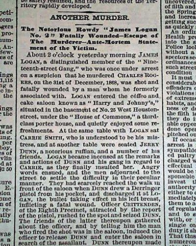1870 Newspaper - 5