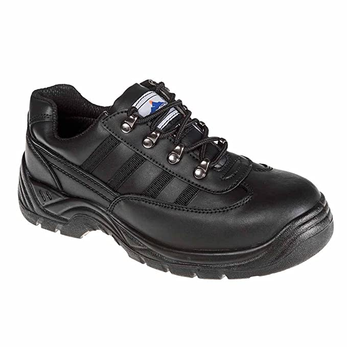 Portwest FW25 talla 36 color Negro Instructor sobre seguridad 36//3 S1P