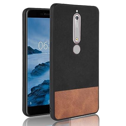 Amazon.com: Zhusha Phone case&Cover, Denim Fabric Double ...