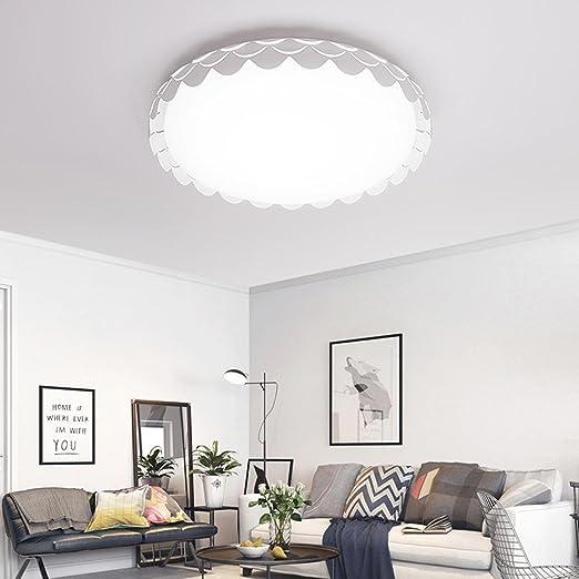 7 focos estilo chic cristal transparente di/ámetro de 82 cm L/ámpara de techo con forma de flor no incluye E14 7x40W 230V
