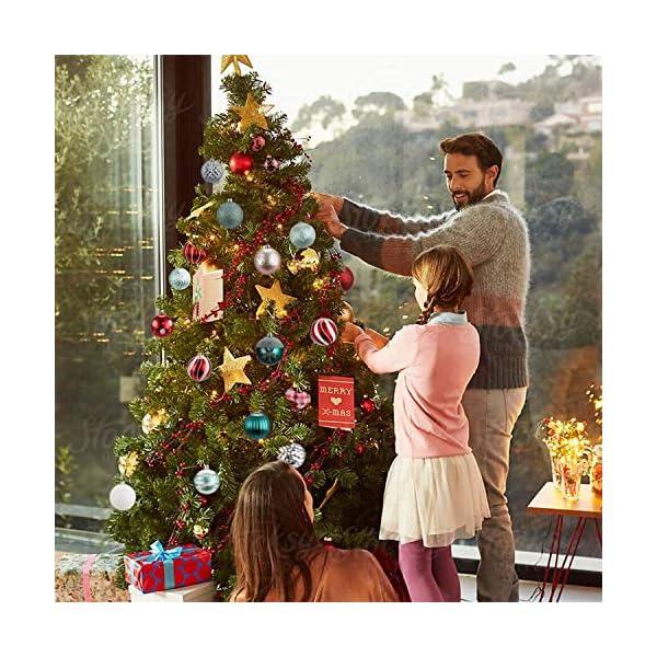 LessMo Palle di Natale2 (Verde) 7 spesavip