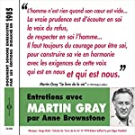 Entretiens avec Martin Gray | Martin Gray
