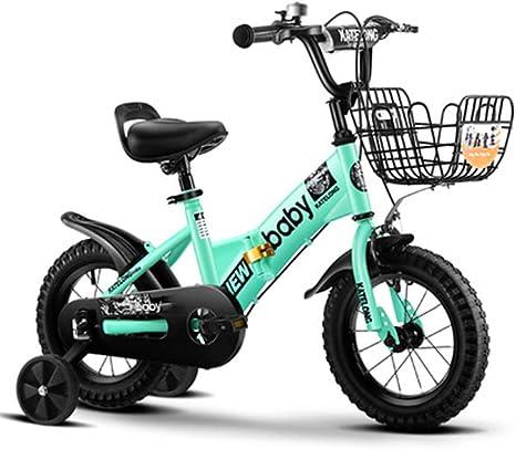 Cacoffay Niños Plegable Bicicletas BMX Bicicleta, 12-16 Pulgada ...