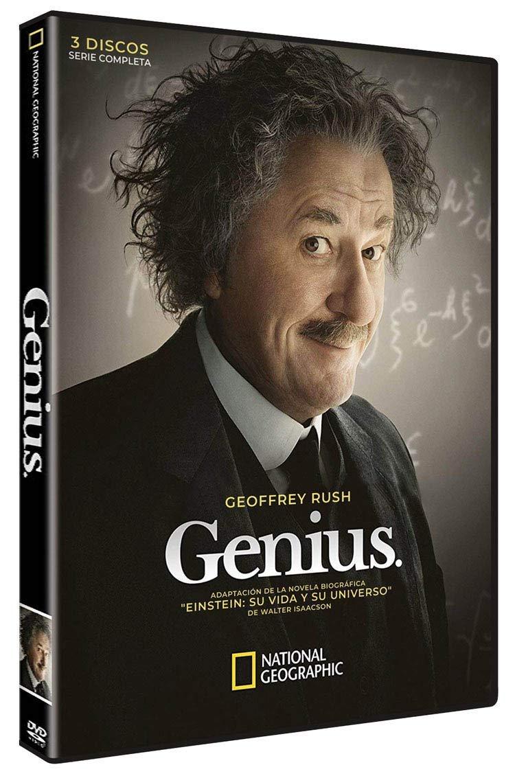 Genius - Einstein [DVD]