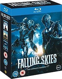 Falling Skies - The Complete Season 1-2-3 Box Set [Blu-ray]