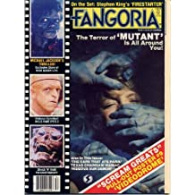 Fangoria Magazine 34 MUTANT Firestarter MICHAEL JACKSON'S THRILLER Rick Baker VIDEODROME POSTER Firestarter DARIO ARGENTO March 1984 (Fangoria Magazine)