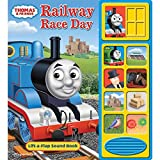 thomas the train electronic - Thomas the Train and Friends The Railway Race Day Sound Book for Little Hands