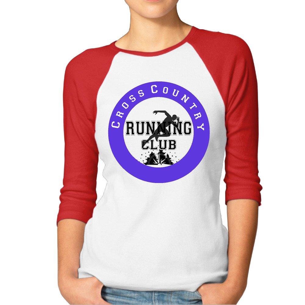 80s 90s Run Kansas City Women 3/4 Sleeve T-shirt