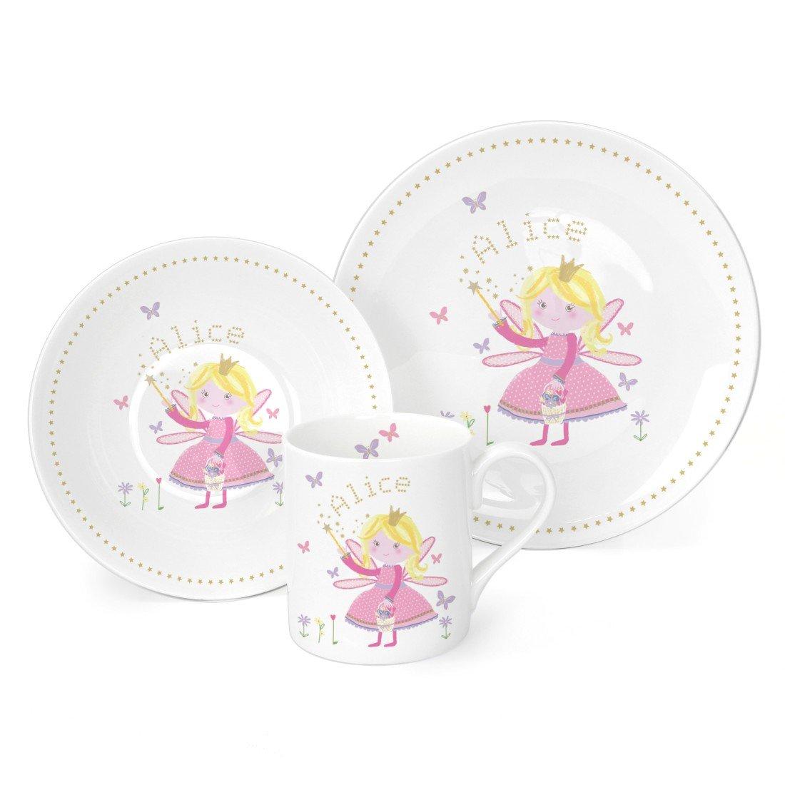 Garden Fairy Breakfast Set - Personalised pac
