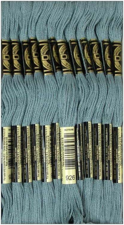 DMC FLOSS---4 Ounce Packs--6-strand Cotton Embroidery Floss