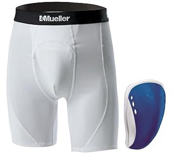 36e403d0ef4837 Mueller 58311 Short Flex Einsatz - Jug, L, blau: Amazon.de: Drogerie ...