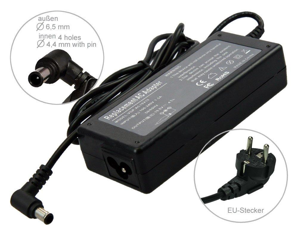 90W Alimentador Cargador Notebook AC Power compatible con Sony ...