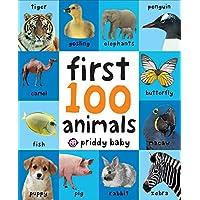 First 100 Animals Board Book Deals