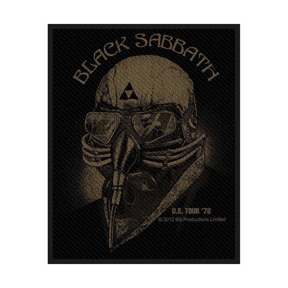Black Sabbath Us Tour At the price 1978 Standard Patch Ranking TOP3